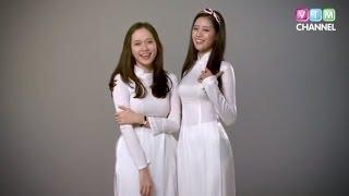 [VTM Channel] TeenTalk - 10 tips để mặc áo dài đẹp