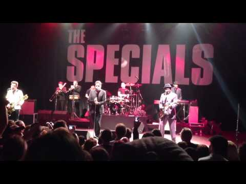 You're Wondering Now (The End)  - The Specials - Chicago - March 11, 2013 - The Vic