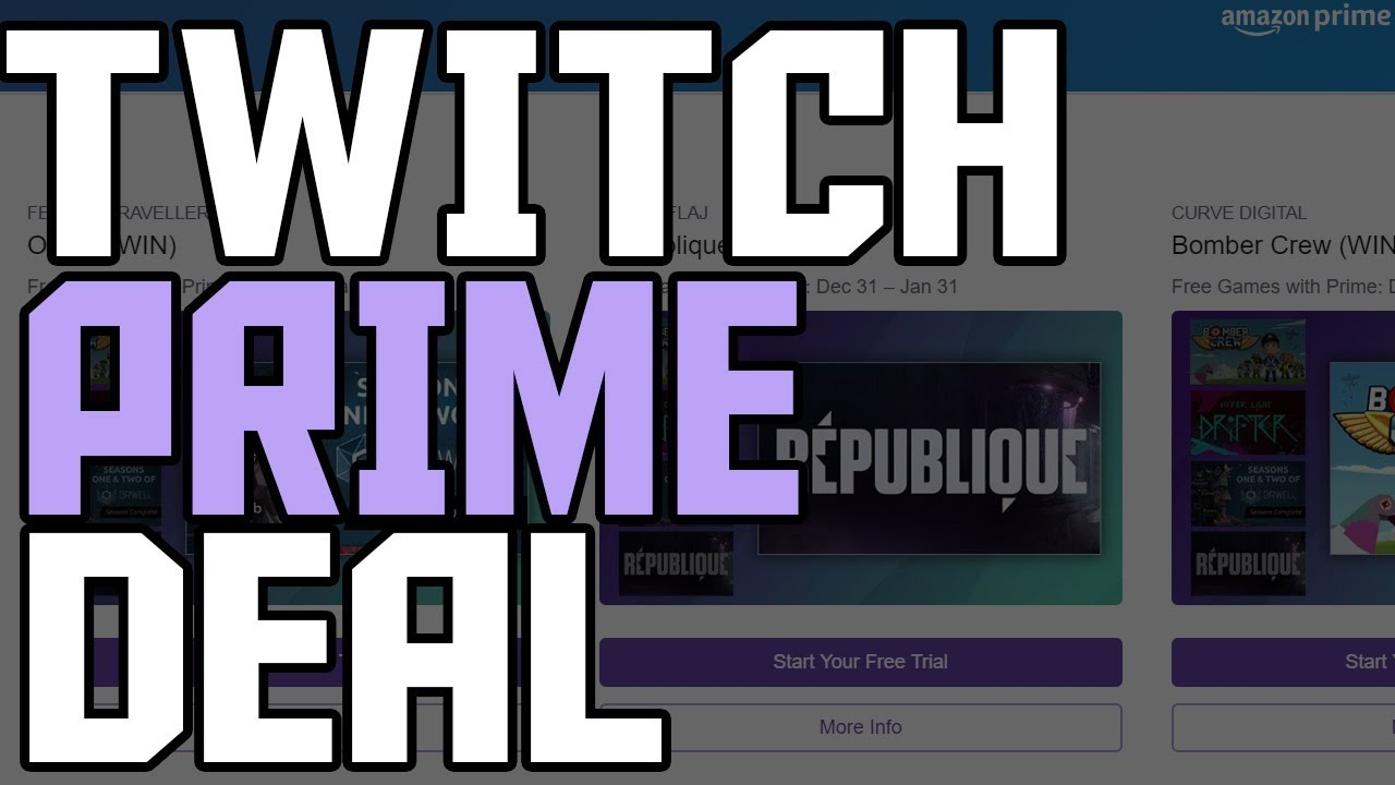 NEW Twitch Prime Monthly March / April Loot 2019
