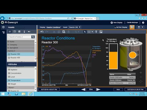 OSIsoft: Add Multi-State Functionality to PI Coresight Displays to Create Visual Alarms [v3.0.0.4]