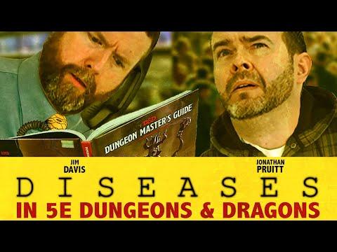 Diseases | 5e Dungeons & Dragons | RPG | Web DM