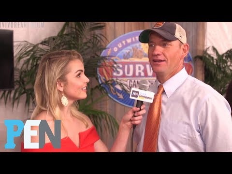 Survivor: Brad Culpepper Dishes On This Season With Andrea Boehlke | PEN | Entertainment Weekly