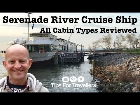 Titan MS Serenade 1 River Cruise Ship Cabins Review - All You Need To Know To Choose The Best Cabin
