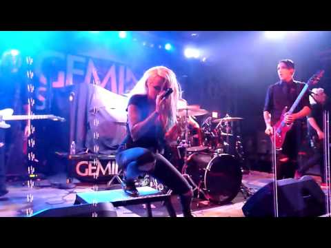 Stitched Up Heart - Event Horizon (live) at The Music Factory in Battle Creek, MI on 09.02.16