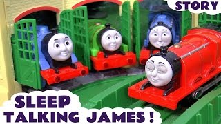 Thomas and Friends Trackmaster Talking James Play Doh Episode | Juguetes de Thomas Toy Unboxing