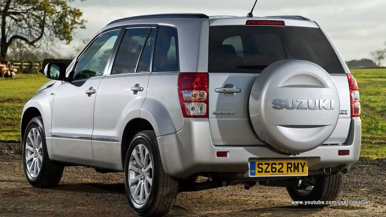 2013 new suzuki grand vitara interiors and exteriors youtube. Black Bedroom Furniture Sets. Home Design Ideas