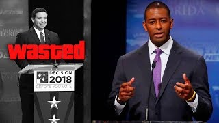Andrew Gillum Lays the SMACKDOWN on Ron DeSantis AGAIN