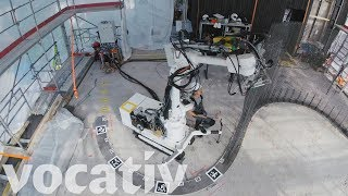 Scientist Invent New Process To 3D-Print An Entire House