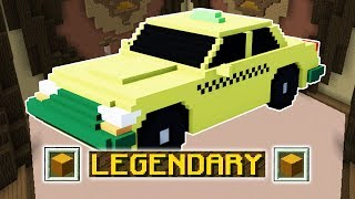 LEGENDARY (Minecraft Build Battle)