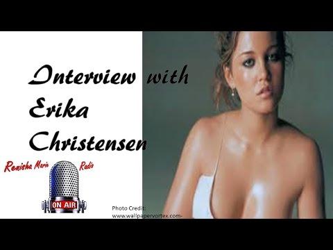 Interview with Erika Christensen