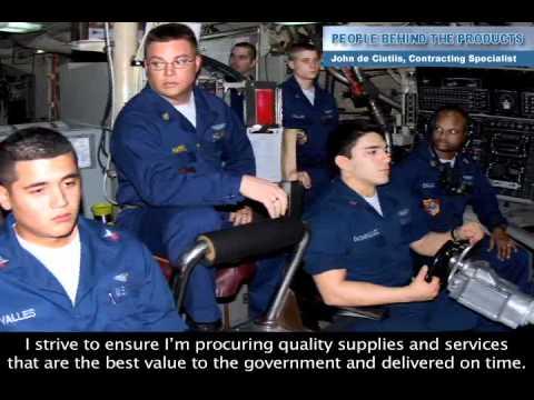 Career Snapshot: NUWC Newport contracting specialist