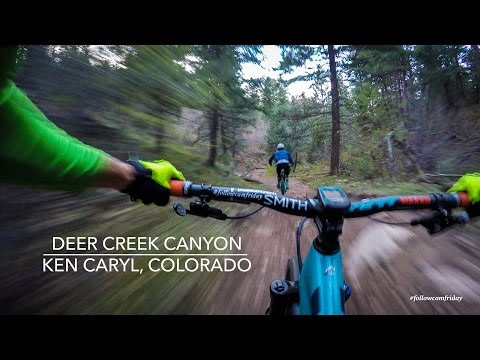 Riding Deer Creek Park | Ken Caryl, Colorado