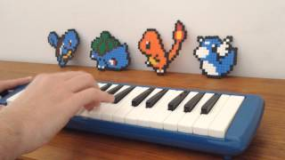Pallet Town - Melodica Cover