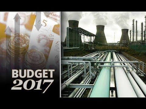 Budget 2017 North Sea oil industry tax breaks set to bring investment
