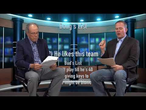 Why is LeBron James playing like an MVP again? Bud vs. Doug