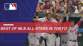 Best of MLB All-Stars in Tokyo