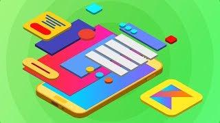 Урок создания простого приложения для Android на Kotlin [GeekBrains]