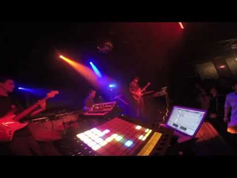 """Resonant Frequency - """"Forever Dreaming""""   @ The Parish"""