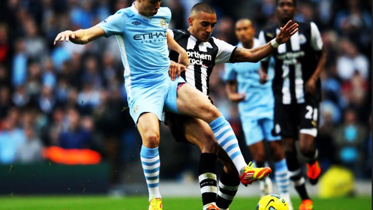 Newcastle United vs Manchester City 2-1 Full Highlights ...