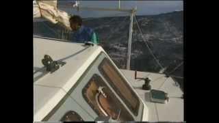 Voile et Navigation en Cata.(2) Traversée des Canaris à la Martinique