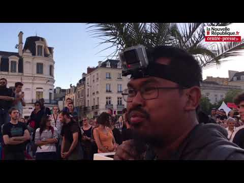 VIDÉO Poitiers : le collectif de la Maison s'invite aux Expressifs