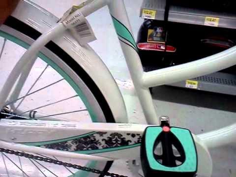 f568ab6ec9d Huffy Cranbrook 26 Inch Women's Cruiser Bike Revie - YouTube