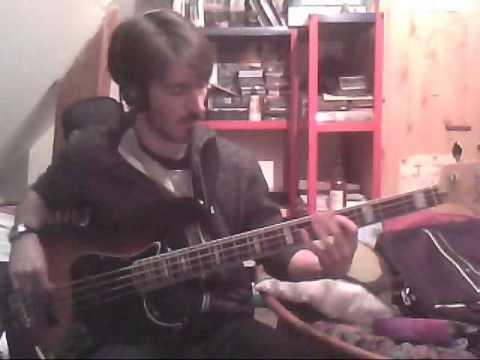 David Axelrod - Urizen bass cover