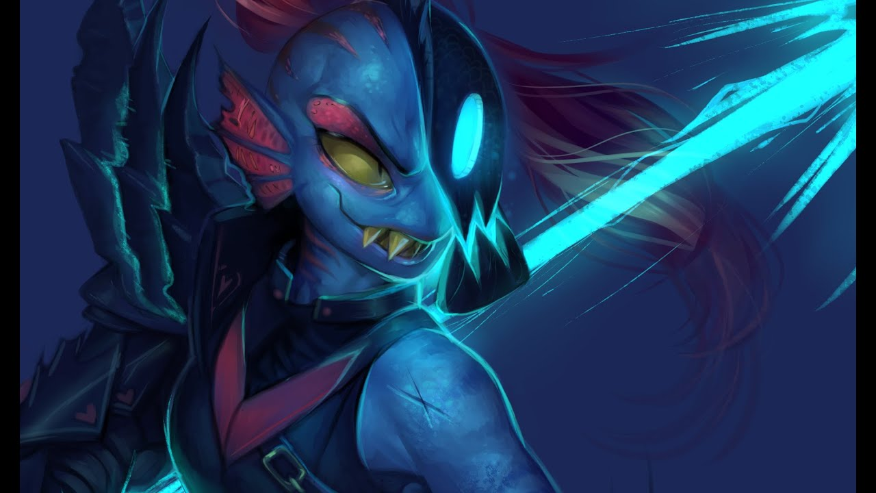 Cute Steven Universe Wallpaper Speedpaint Undyne Walkingmelonsaaa Collab Youtube