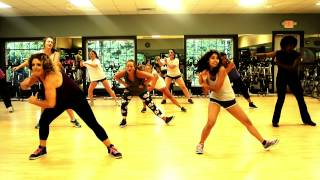 """""""G.D.F.R."""" by Flo-Rida ft Sage the Gemini and Lookas Zumba / Hip Hop Dance"""
