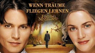WENN TRÄUME FLIEGEN LERNEN - FINDING NEVERLAND - Eröffnungsfilm Cosmic Cine Filmfestival 2015