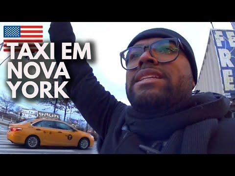 NUNCA ANDE DE TAXI  EM NOVA YORK - ESTADOS UNIDOS || TIAGO FONSECA