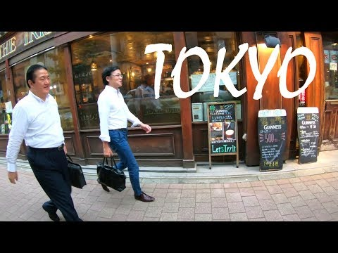 Hello TOKYO, JAPAN! First Impressions of the City