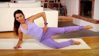 Fat-Burning Pilates Flow Anfänger: Sanft und fließend zum Traumkörper