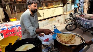 Street Malpua | Easy Malpura Making on Road | Street Food of Karachi Pakistan