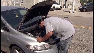 Homem compra carro e descobre que o veículo era sinistrado