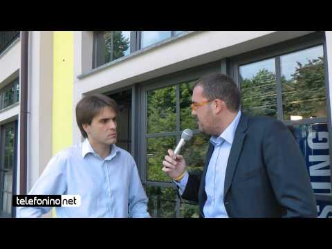Samsung Galaxy S intervista a Samsung Italia da Telefonino.net