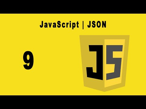 JavaScript Tutorial für Anfänger # 9  JSON thumbnail