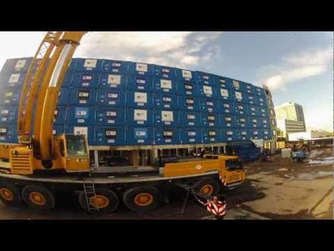 Modular Building System installed by TST Installations