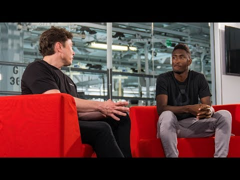 How to Interview Elon Musk ft. MKBHD!