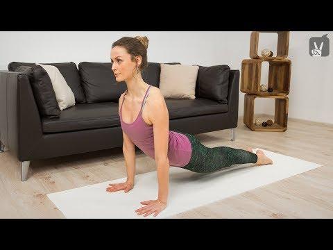 Sonnengruß für Anfänger: Yoga mit Sophia