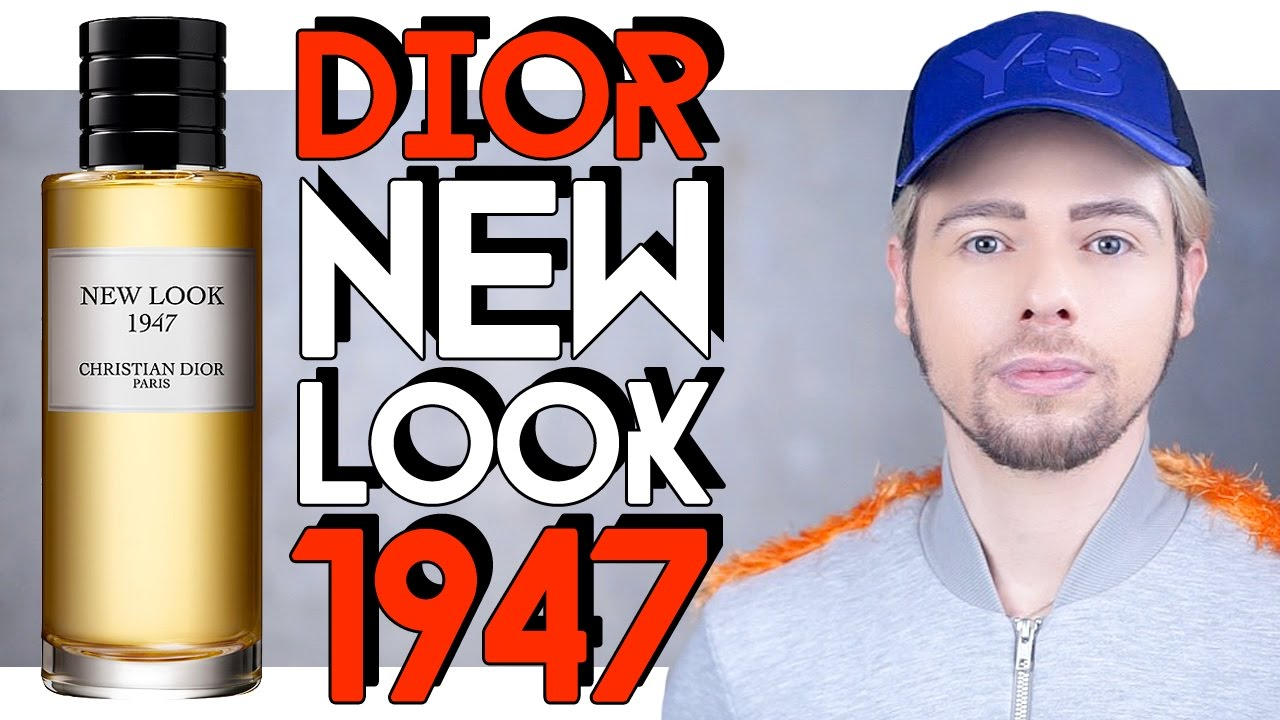 Christian Dior NEW LOOK 1947 edp REVIEW