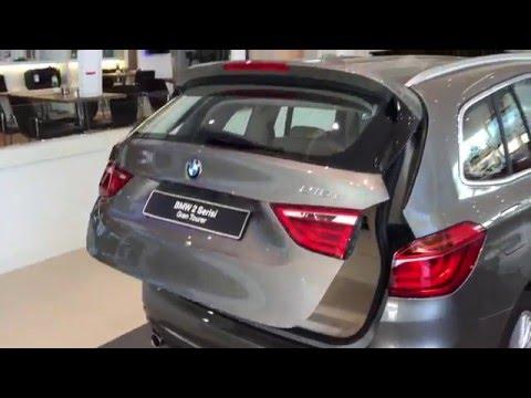 BMW 216d GrandTourer 2016 F46 Bayi360 Ankara
