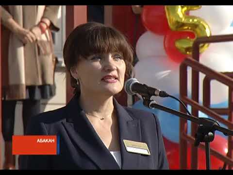 Перед гибелью мэр Абакана Николай Булакин открыл новый лицей