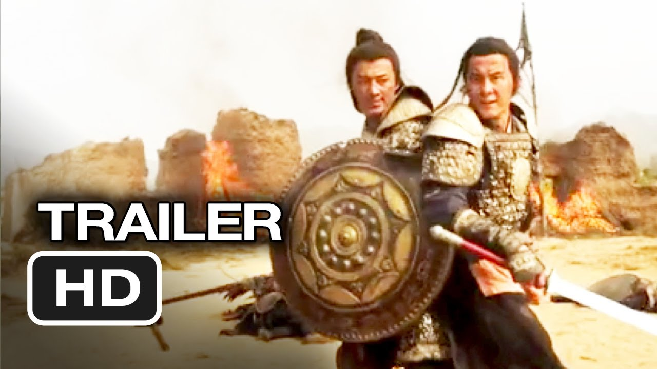 Download Saving General Yang Official Trailer #1 (2013) - War Epic Movie HD