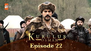 Kurulus Osman Urdu | Season 1 - Episode 22