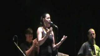 Karima - Waiting for charlie to come home - Live