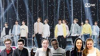 Classical Vocalists React: Seventeen 'Pretty U' Live