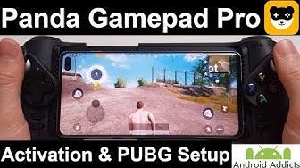 Panda Gamepad Pro Beta App - Activation, Setup & Config PUBG Android