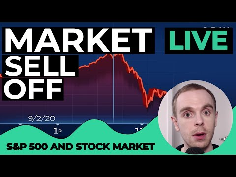 Sept 3 – MARKET SELL OFF, TSLA STOCK, STOCK MARKET LIVE, S&P 500, STOCK MARKET NEWS
