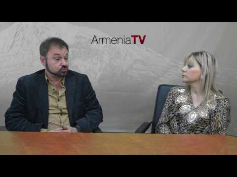 Armenia TV (Australia) - Interview with Director, Bared Maronian